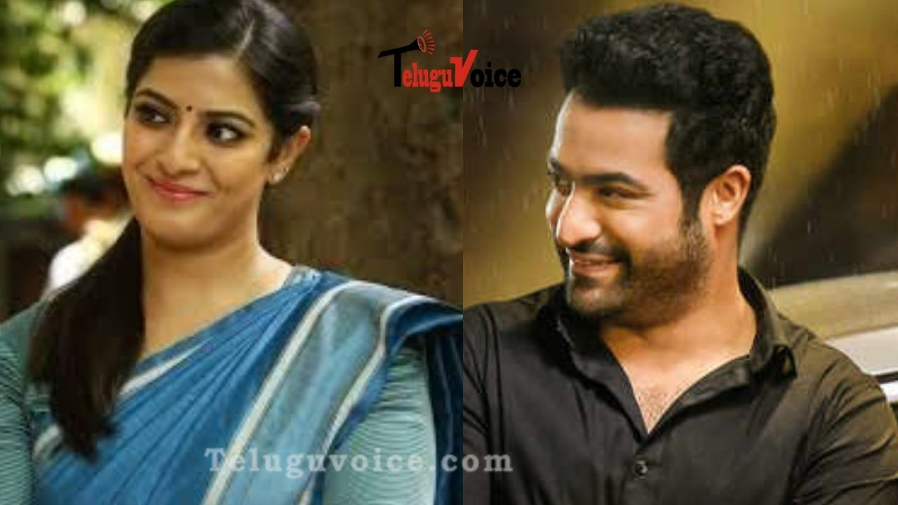 Varalakshmi Sarathkumar's Role In Jr NTR's Film Revealed! teluguvoice