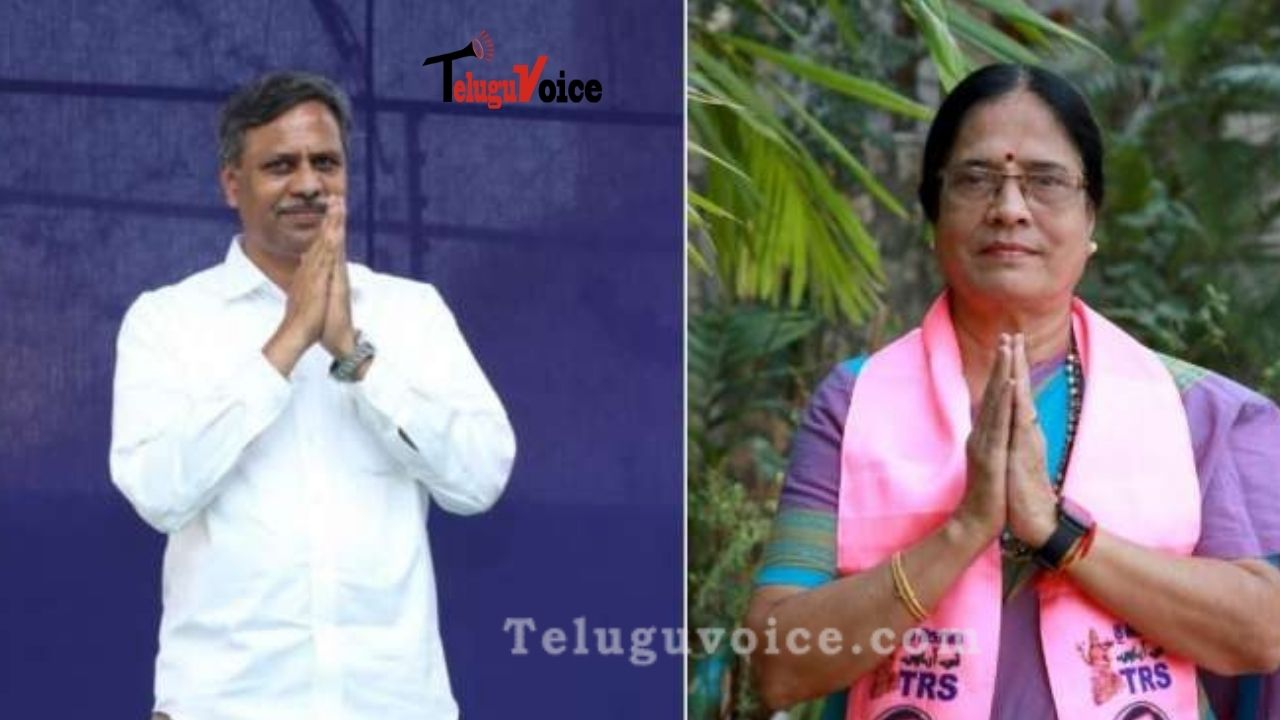 MLC Elections Update: Strategists KCR Wipes Out BJP In Telangana  teluguvoice