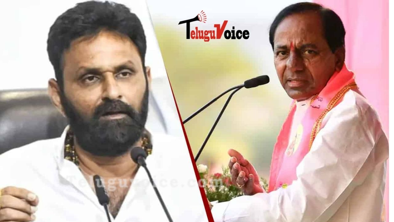 KCR Comments On AP Land Price; Kodali Blames Naidu For This! teluguvoice