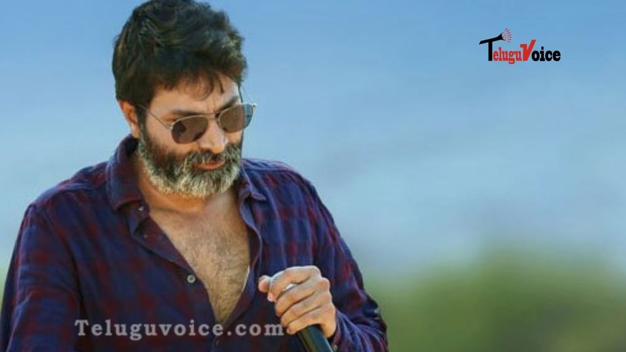 Trivikram Ready With Two Scripts teluguvoice