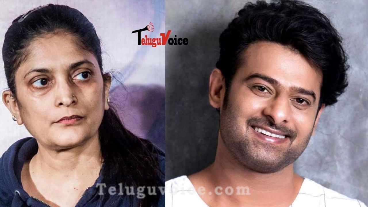 Sudha Kongara To Work With Prabhas teluguvoice