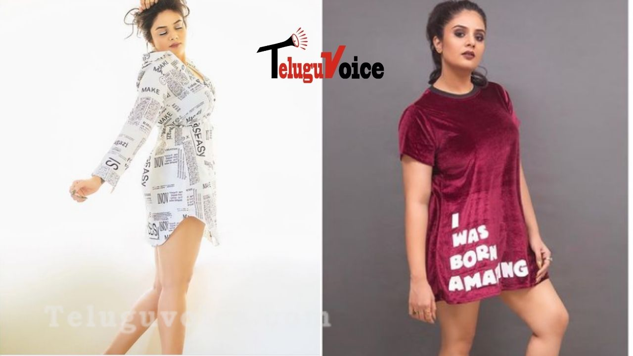 Tollywood Actress And Host Spices It Up teluguvoice