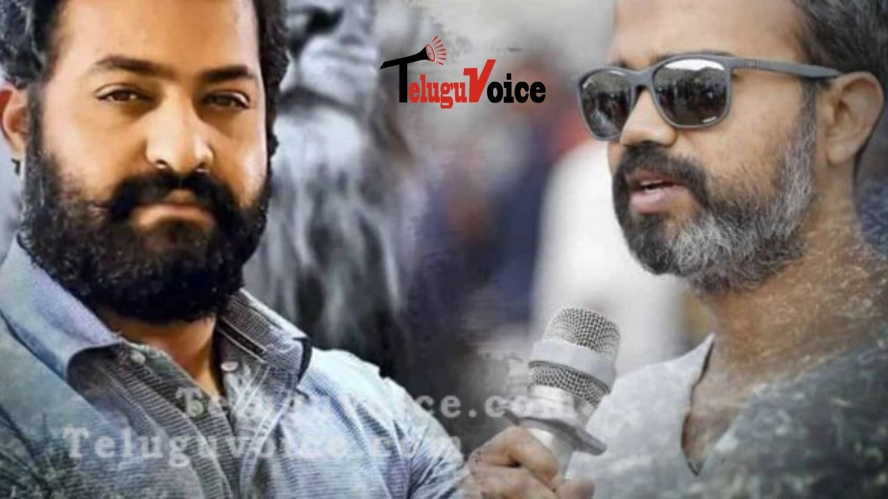 Jr NTR Confirms #NTR31 teluguvoice