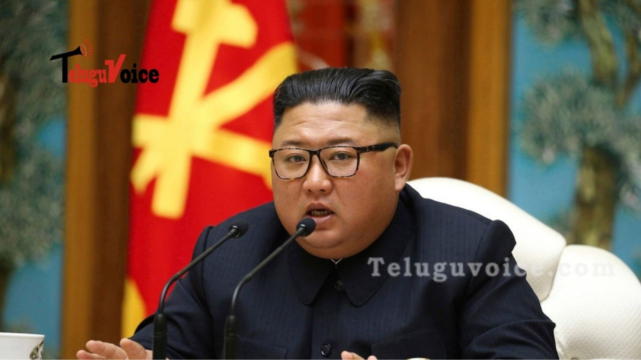 Kim Jong Un Warns That His Country Is Running Out Of Food. teluguvoice