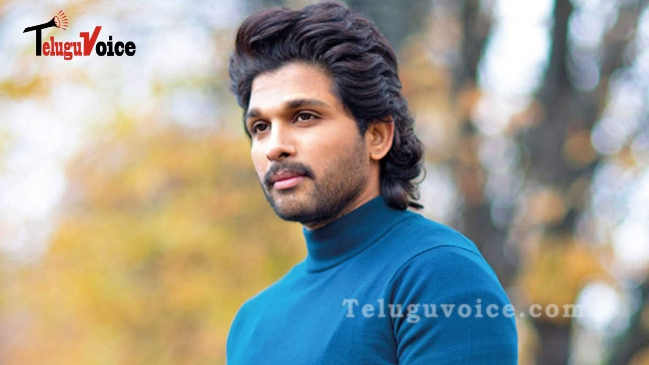Allu Arjun Role Locked For Icon teluguvoice