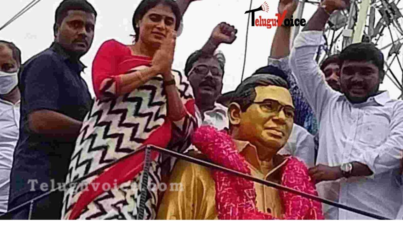 YS Sharmila Sensational Comments On KCR teluguvoice