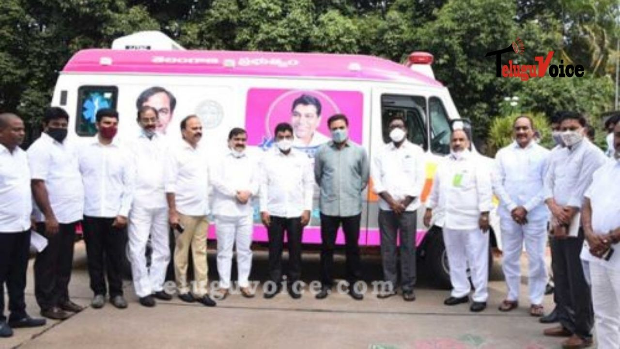 KTR to celebrate Birthday By Donating Customized Vehicles To The Specially-Abled teluguvoice