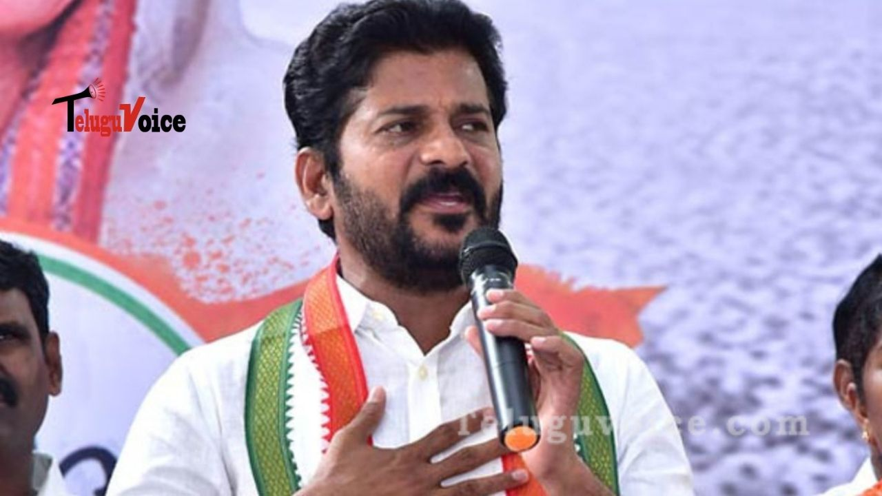 Revanth Reddy's Counter Strategy For KCR  teluguvoice