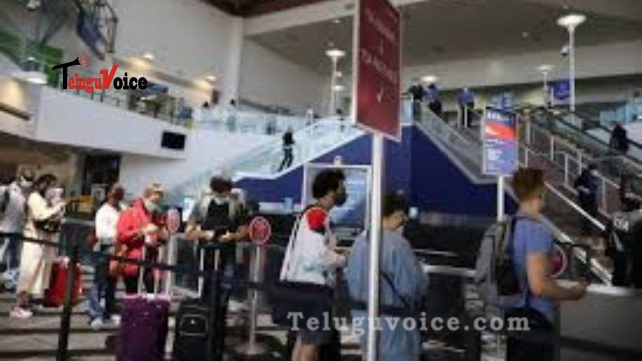 The U.S. Will Not Lift Travel Restrictions. teluguvoice