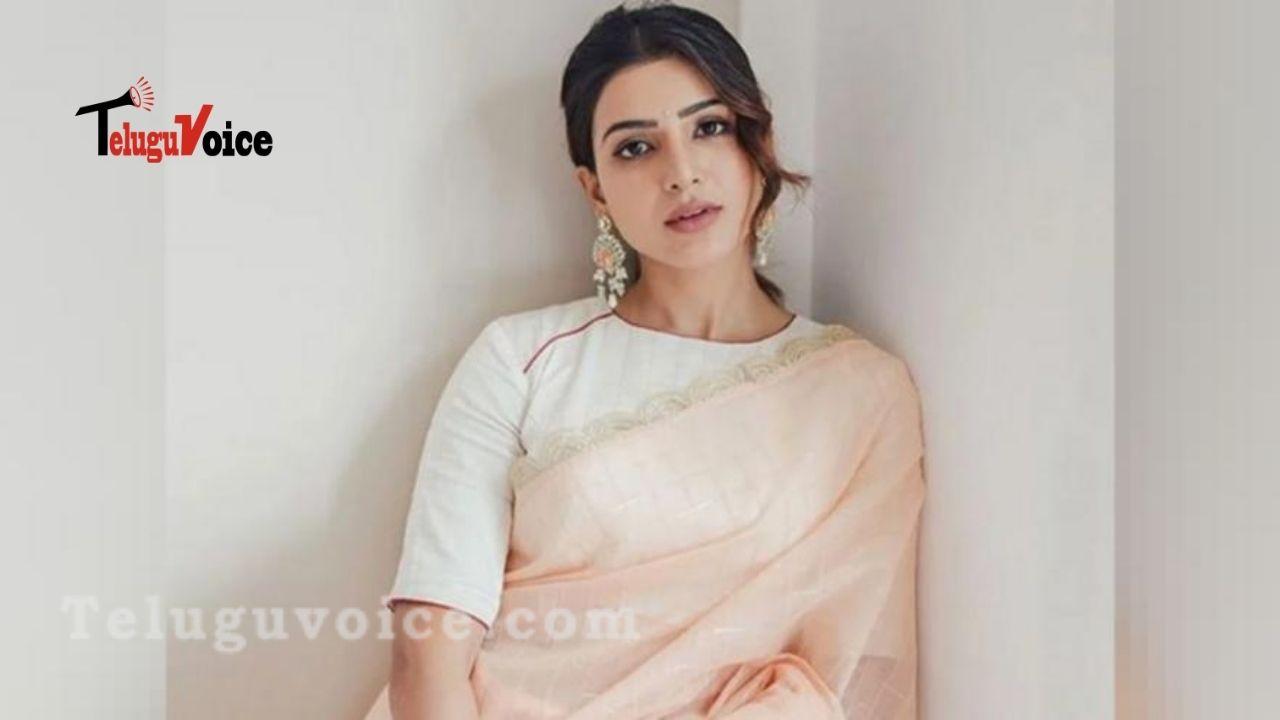 Samantha In Prabhas And Nag Ashwin Project K teluguvoice