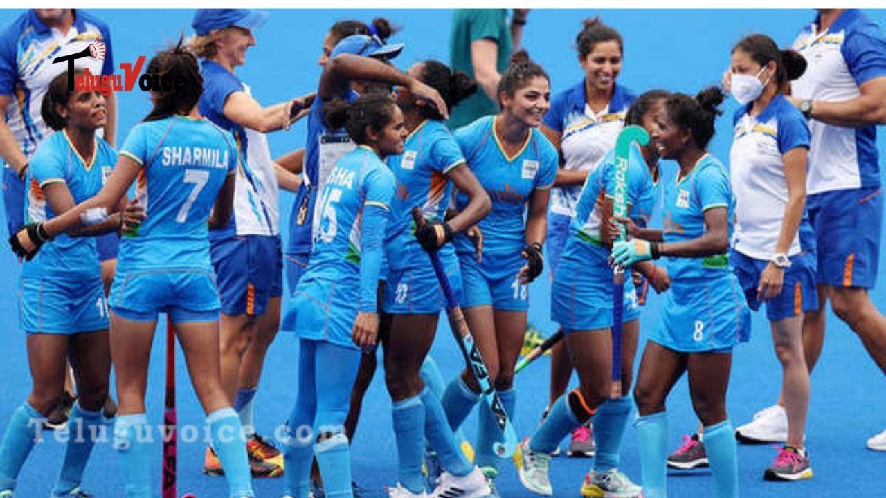 Tokyo Olympics 2020: Indian Womens Hockey Team Beat Australia  teluguvoice