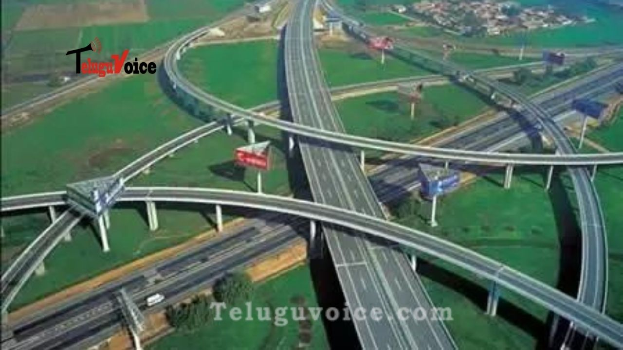 Indian To Experience US Standard Roads In 3 Years. teluguvoice