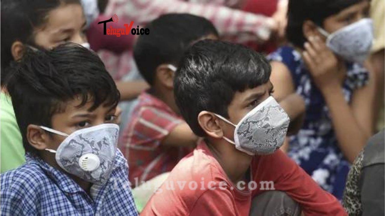 Bengaluru Sees Spike Of Covid Cases Among Children teluguvoice