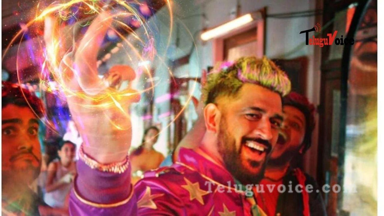 IPL 2021: Dhoni's New Look Leaves Fans Wondering teluguvoice