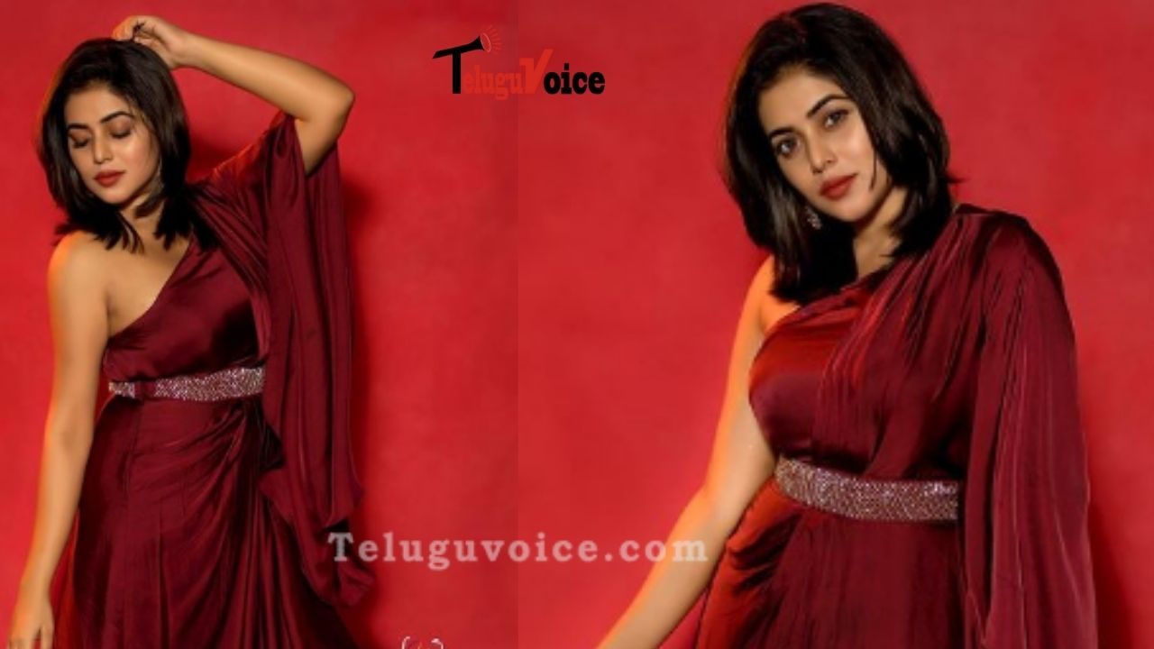 Poorna Looking Cool In Her Recent Photoshoot teluguvoice