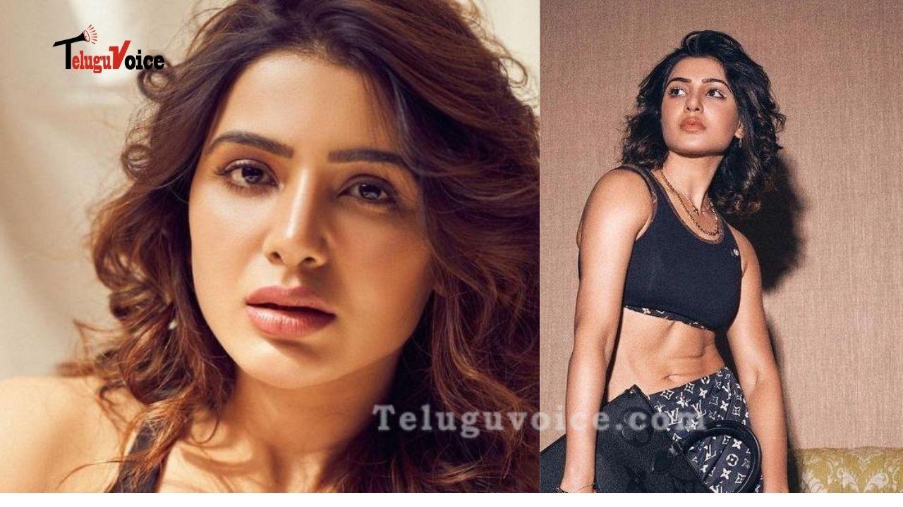 Akkineni Actress Flaunts Her Sexy Toned Body teluguvoice