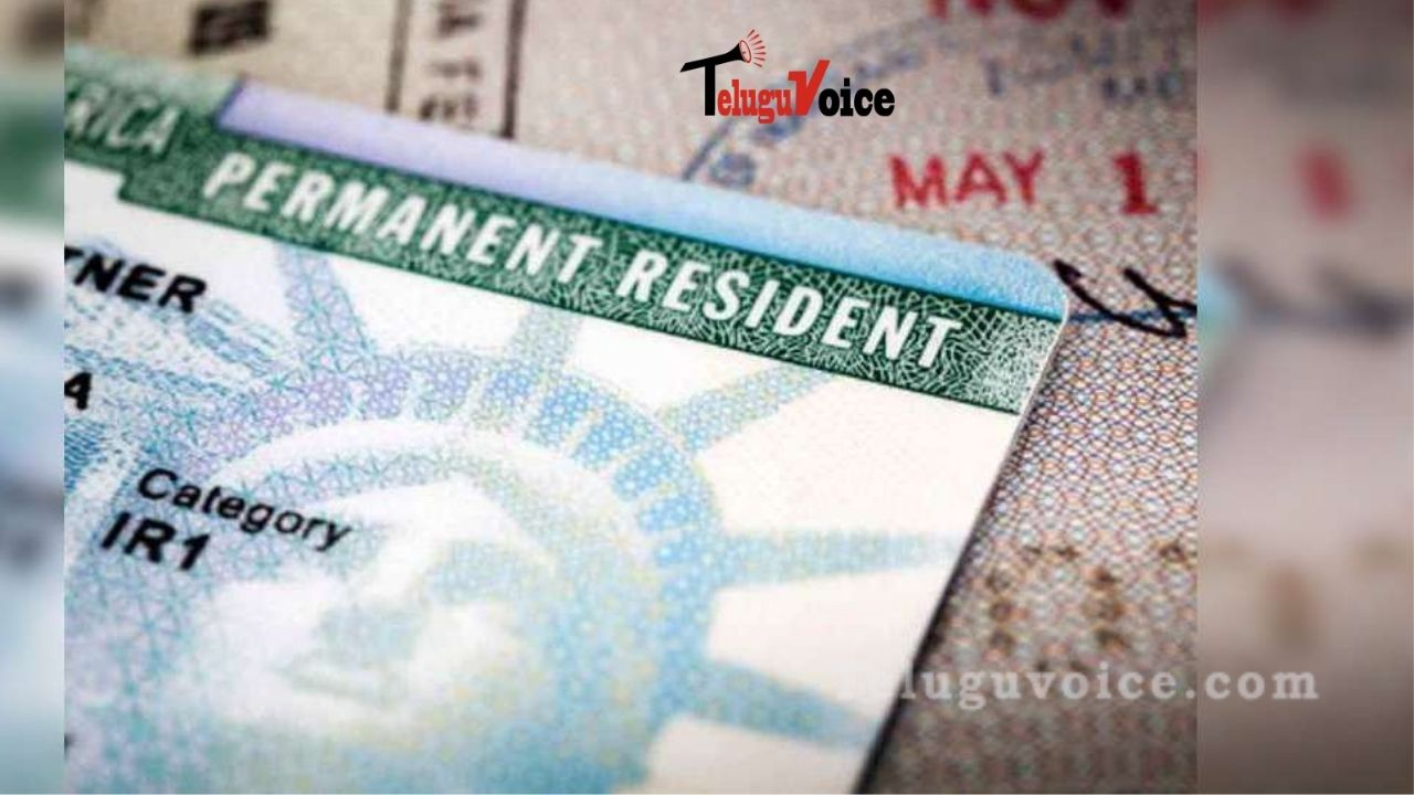 Green Cards: Indians May Soon Skip The Long Queue For The US Green Card.  teluguvoice
