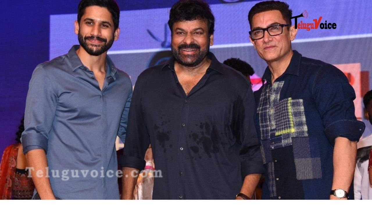 The Praise Of Aamir For Naga Chaitanya teluguvoice