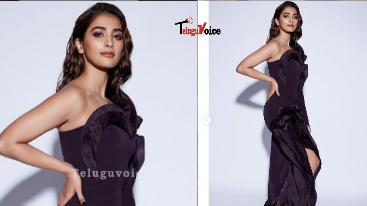 Pooja Hegde Latest Photoshoot Are Attracting Youth teluguvoice