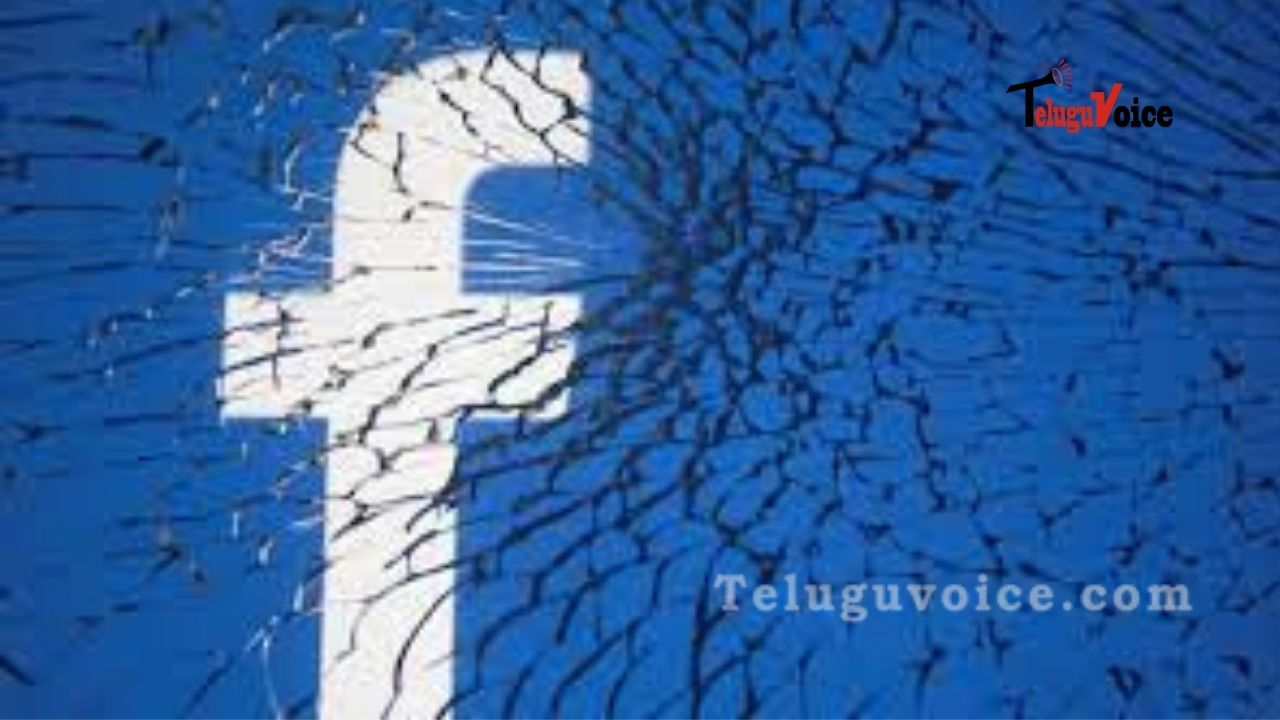 FB Officials Apologize For 2nd Outage In A Week. teluguvoice