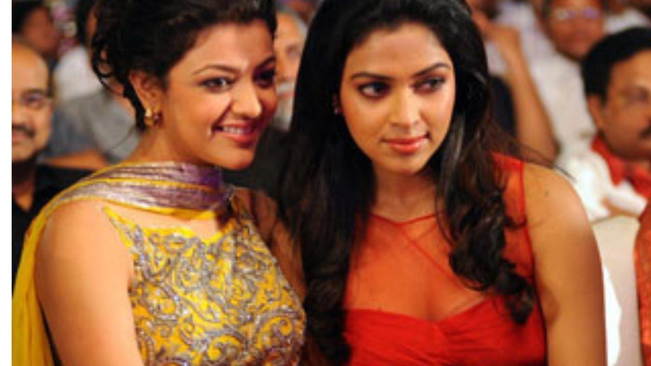 This Actress Replaces Kajal Aggarwal  teluguvoice